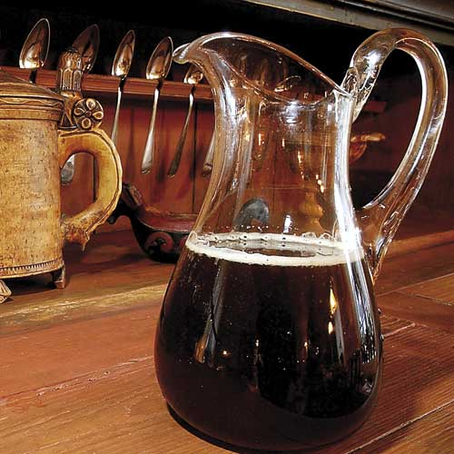 Hjemmebrygget øl alkoholfritt