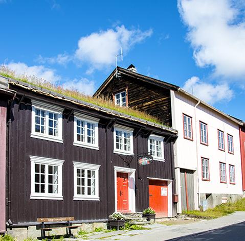 Thomasgården på Røros.