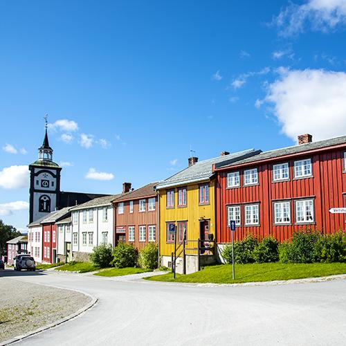 «Sohlbergrekka» fotografert sommeren 2013.