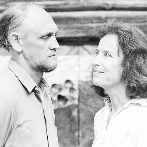 Henry Solli og Ela Monsen  Foto: Steinar Bendiksvold