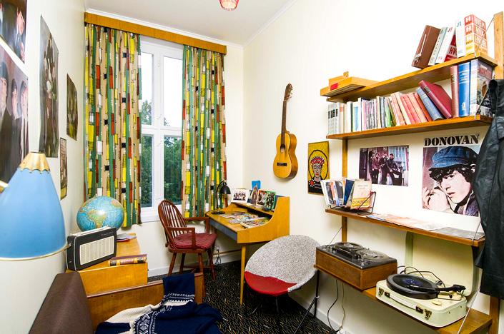 stue uten gardiner